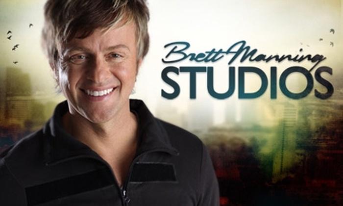 Brett Manning Studios - Nashville-Davidson metropolitan government (balance): $55 for a One-Hour Private Singing Lesson at Brett Manning Studios