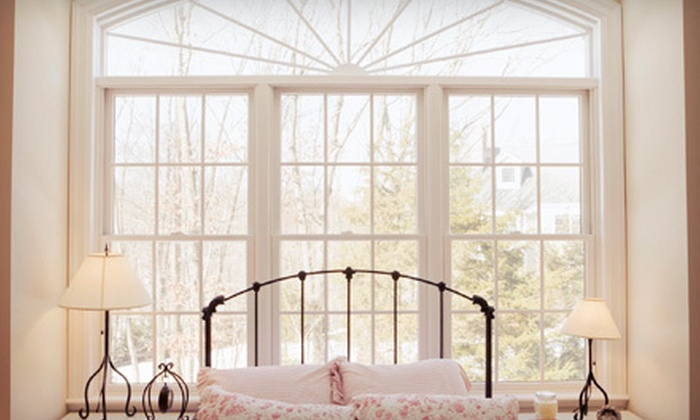 Luxury Window Cleaning - Far North Dallas,Bent Tree,Platinum Corridor: $39 for Window Cleaning, Inside and Outside, for 10 Windows from Luxury Window Cleaning ($100 Value)