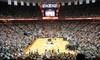 University of Texas at Austin Men's Basketball: $8 for Two Tickets to University of Texas at Austin Men's Basketball at Frank Erwin Center ($16 Value). Five Games Available.