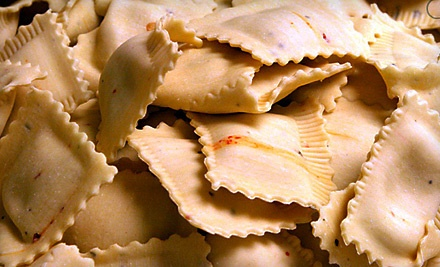 $20 Groupon  - Brioso Fresh Pasta in Asheville