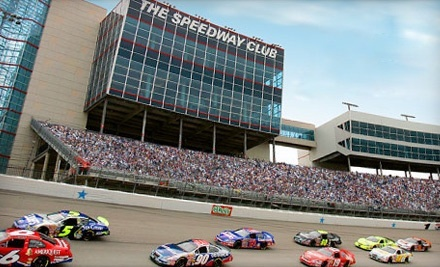 The Speedway Club at Texas Motor Speedway - The Speedway Club in Fort Worth