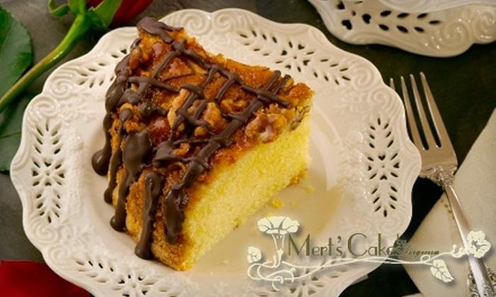 Mert's Cakes - East Louisville: $15 for $30 Worth of Gourmet Cakes at Mert's Cakes