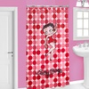 Betty Boop Shower Curtain Set and Bath Accessories