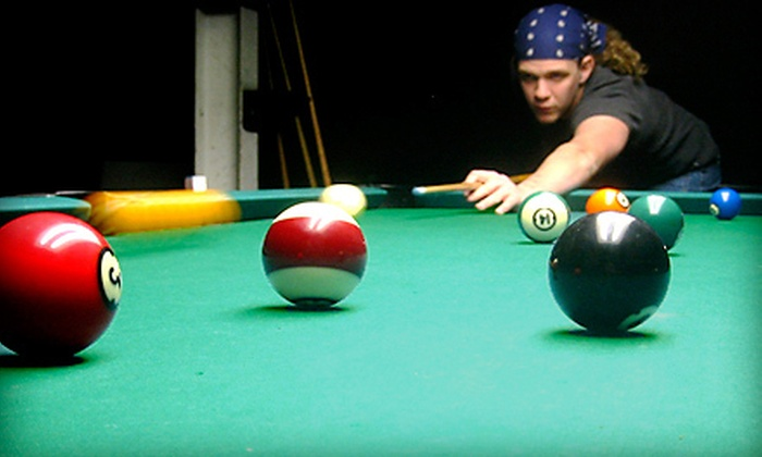 Eastside Billiards - Upper East Side: Two Hours of Pool (up to a $16 value)