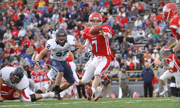 Dayton Flyers Football - Dayton: Two Adult Tickets to Dayton Flyers Home Football Game at Welcome Stadium (Half Off). Two Games Available.