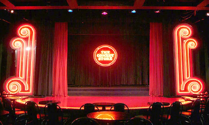 The Comedy Store - Hollywood Hills: $9 for One Weekend Ticket or Three Weekday Tickets to The Comedy Store (Up to $45 Value)