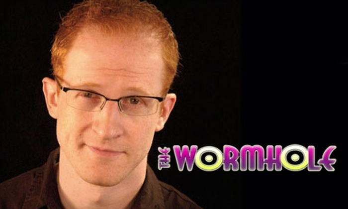 The Wormhole - Savannah / Hilton Head: $10 for Two Tickets to Stand-up Comedy by Steve Hofstetter at The Wormhole