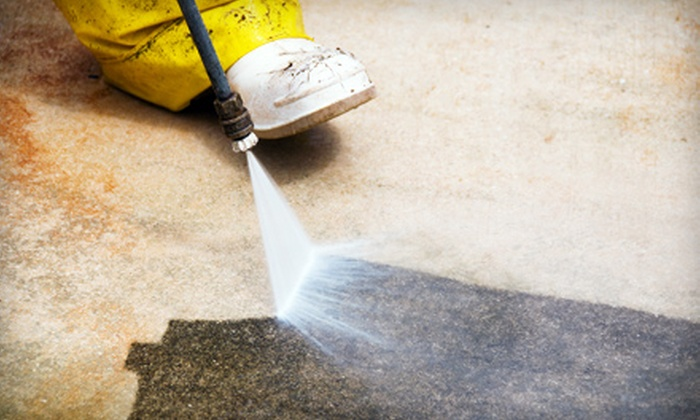 Krystal Klean - Hillcrest: $75 for $150 Worth of Window-Cleaning, Power-Washing, or Interior-Painting Services from Krystal Klean