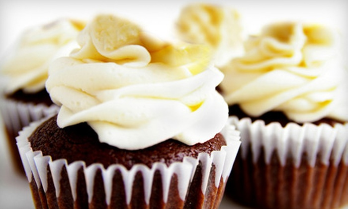 Kathie's Creations - Lawrenceburg: One- or Two-Dozen Cupcakes from Kathie's Creations