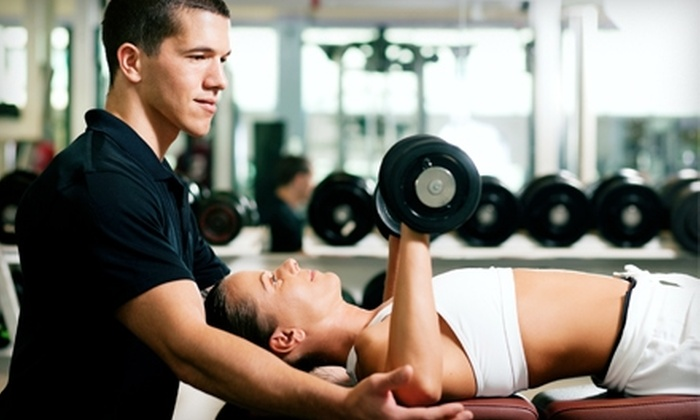 In Training - Mid-Wilshire: $75 for Three Personal-Training Sessions at In Training ($225 Value)