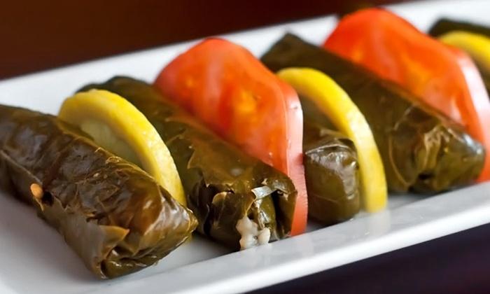 Al Wadi Restaurant - Upper Washington - Spring Street: Lebanese Dinner for Two or Four at Al Wadi Restaurant (Up to 51% Off)