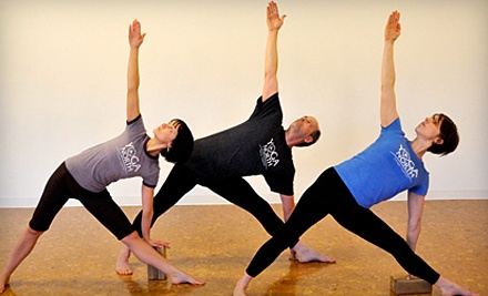 Yoga North: 10 Yoga Classes - Yoga North in Winnipeg