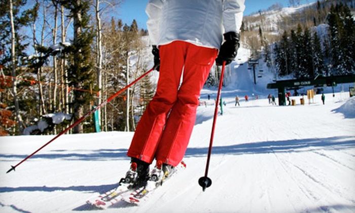 Stein Eriksen Sport Down Mountain - Holladay: Junior or Adult Seasonal Ski or Snowboard Rental and Maintenance at Stein Eriksen Sport Down Mountain (Up to 52% Off)