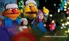"""Sesame Place - Sesame Place : """"A Very Furry Christmas"""" Celebration for Two, Three, or Four at Sesame Place (Up to Half Off)"""
