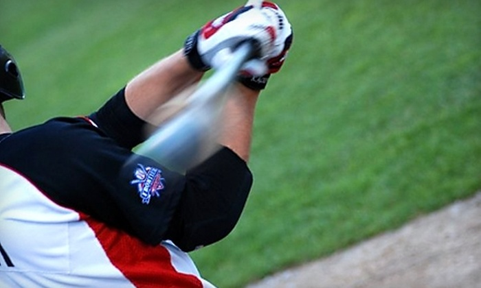 Washington Wild Things - North Franklin: $8 for Two Tickets to a Washington Wild Things Baseball Game ($16 Value). Two Games Available.