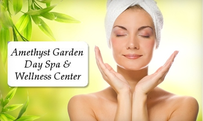 Amethyst Garden Day Spa - Gulf Gate: $29 for Choice of Hand, Foot, or Chi Rebalance Treatment at Amethyst Garden Day Spa ($69 Value) in Sarasota