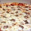 Half Off at Upper Crust Pizza Parlor in Winston Salem