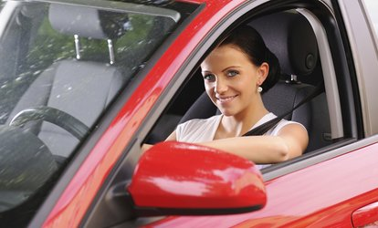 image for Pre-Licensing Driver's Course at Behind The Wheel Driving Center (58% Off)