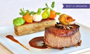 Bernard'O Restaurant: California-French Cuisine for Dinner at Bernard'O Restaurant (Up to 40% Off). Two Options Available.