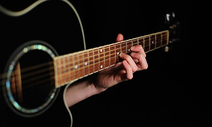 RockStar Guitar Lessons - Nashville-Davidson metropolitan government (balance): Four 30-Minute or Four 60-Minute Private Guitar Lessons at RockStar Guitar Lessons  (Up to 71% Off)