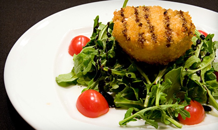 Nia Restaurant - West Town: Mediterranean Tapas for Two or Four at Nia Restaurant (Half Off)