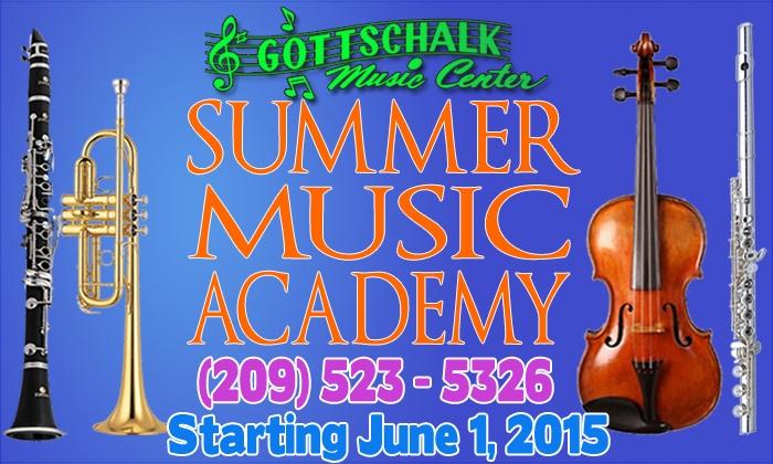 Gottschalk Music Center - Gottschalk Music Center: Up to 94% Off Summer camps. at Gottschalk Music Center
