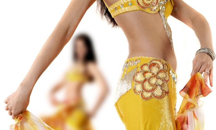 Turkish Dinner & Belly Dance Show - Drom: Turkish Dinner and Belly Dance Show at Drom on July 25, July 31, or August 2 (Up to 58% Off)
