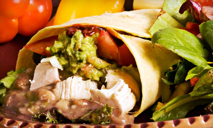 Mexico Lindo - Mexico Lindo: $15 for Two Groupons, Each Good for $15 Worth of Mexican Food at Mexico Lindo ($30 Value)