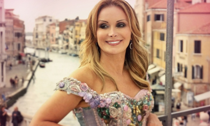 Giada Valenti - Skip Viragh Center for the Arts: Giada Valenti at Skip Viragh Center for the Arts on Saturday, June 20 (Up to 58% Off)