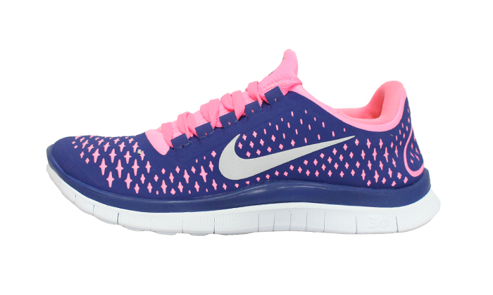 womens nike free 3.0 v5 blue purple
