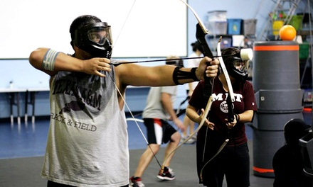 Admission to Adventure Sundays for Two, Four, or Six at Group Dynamix (Up to 58% Off)