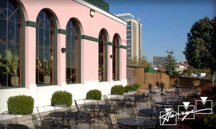 Harry's Restaurant and Bar - Downtown St. Louis: $13 for $30 Worth of Contemporary American Cuisine at Harry's Restaurant and Bar