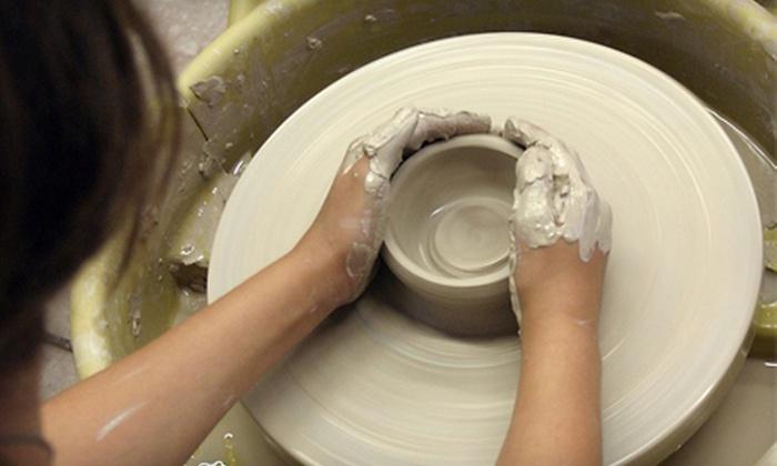 Craft Alliance - Multiple Locations: Arts Course or Glass-Art Course at Craft Alliance