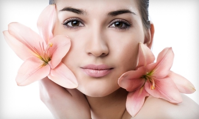 Acqui Spa - Fort Myers: Diamond Cocktail Facial or Three Non-Invasive Body Contouring Sessions at Acqui Spa