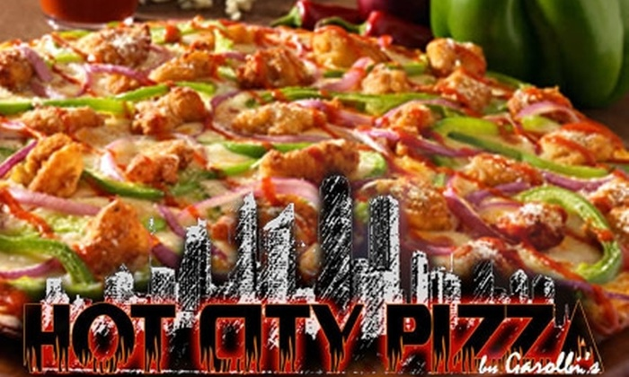 Hot City Pizza - East Sacramento: $7 for $20 Worth of Specialty Pizzas, Pasta, and More at Hot City Pizza