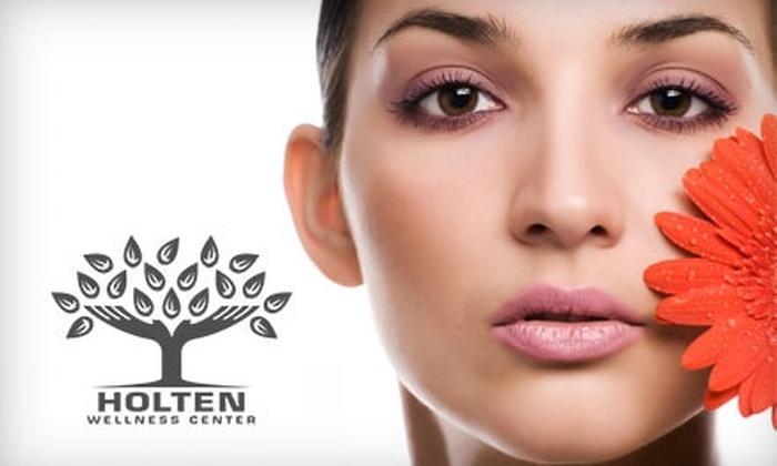 Holten Wellness Center - Washington: $30 for an Hour-Long Facial at Holten Wellness Center