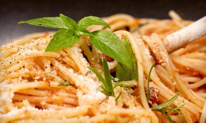 Mia Bella Trattoria - Neartown/ Montrose: $20 for $40 Worth of Italian Cuisine at Mia Bella Trattoria