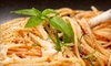 Mia Bella - Neartown/ Montrose: $20 for $40 Worth of Italian Cuisine at Mia Bella Trattoria