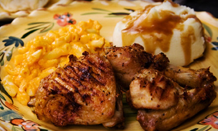 Mr. Wonderful's Chicken & Waffles - Warrensville Heights: $10 for $20 Worth of Comfort Fare at Mr. Wonderful's Chicken & Waffles in Warrensville Heights