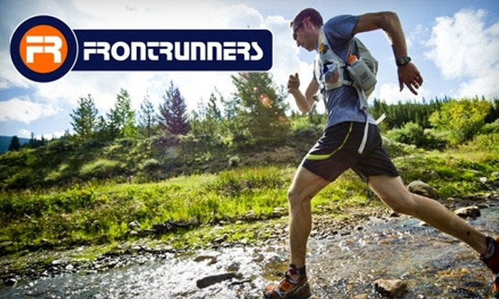 Frontrunners Footwear - Multiple Locations: $40 for $80 Worth of Merchandise at Frontrunners Footwear