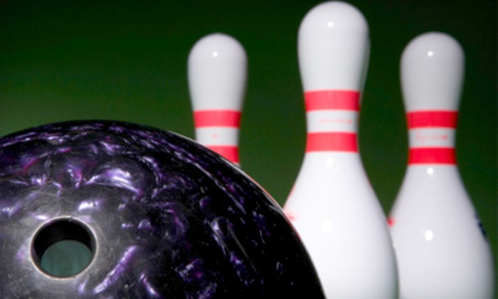 Sahoma Lanes - Sapulpa: $20 for Two Games of Bowling with Shoe Rental and Soft Drinks for Four at Sahoma Lanes (Up to $56.52 Value)