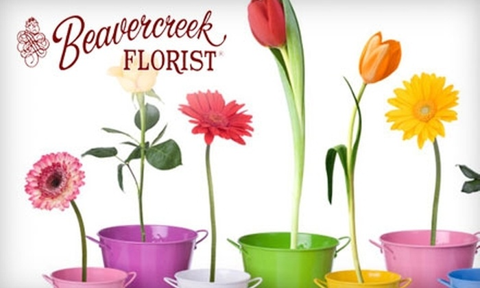 Beavercreek Florist - Multiple Locations: $25 for $50 Worth of Flowers and Gifts at Beavercreek Florist