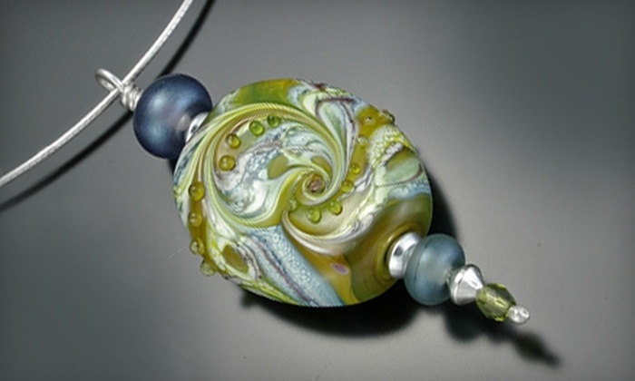 Glasscraft Inc. - Golden: $99 for a Four-Hour Glassblowing Class at Glasscraft Inc. in Golden ($199 Value)
