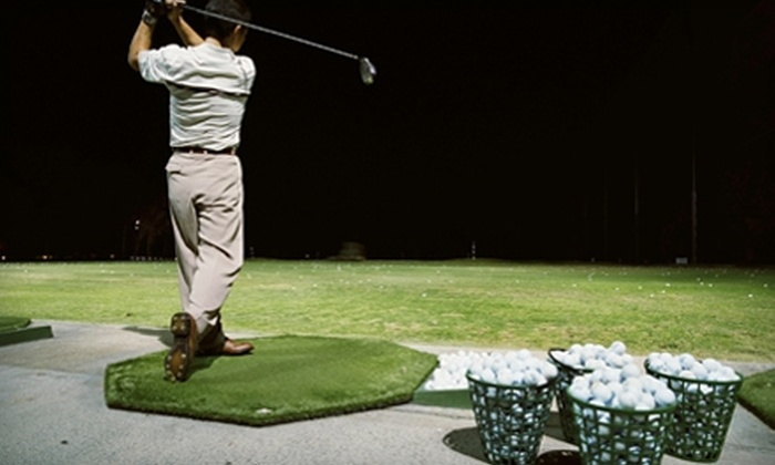 Trails End Golf Center - Citizen Involvement Committee: $15 for Five Buckets of Golf Balls at Trails End Golf Center in Oregon City ($35 Value)
