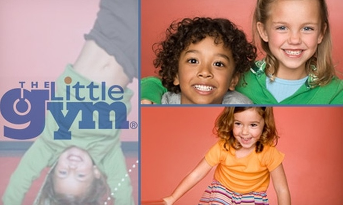 The Little Gym - Multiple Locations: $25 for Four Classes at The Little Gym ($55 Value). Choose One of Two Locations.
