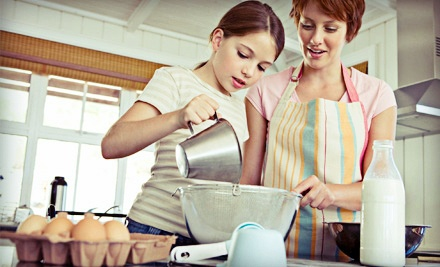 2-Hour Kids' Cooking Class on May 5 from 10am-12pm (a $45 value) - Healthy Hands Cooking in Ballentine