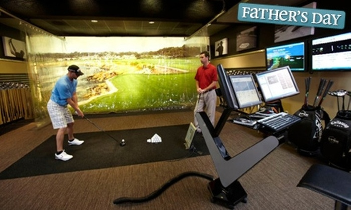 Callaway Fitting Studio Chicago - Chicago: $60 for a Custom Golf-Club Fitting and $25 Worth of Merchandise at Callaway Fitting Studio Chicago ($125 Value)