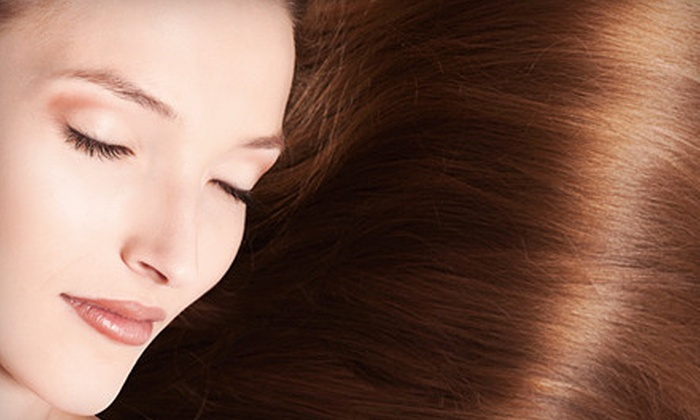 Aspen Salon and Day Spa - Green Valley Ranch: Hair Services at Aspen Salon and Day Spa (Up to 72% Off). Three Options Available.