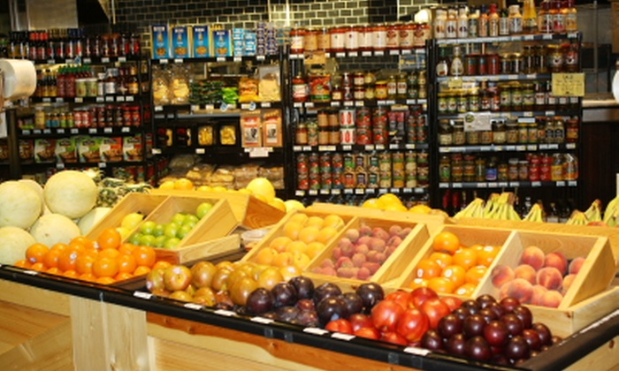 Lemon Tree Grocer - Downers Grove: $12 for $25 Worth of Groceries at Lemon Tree Grocer in Downers Grove