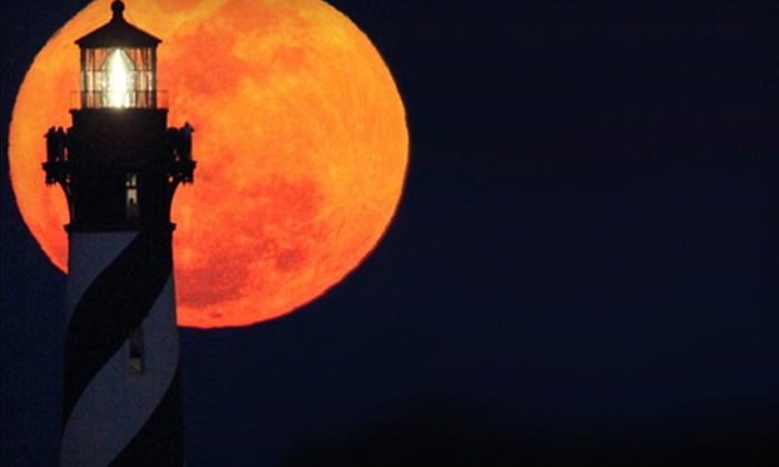 St. Augustine Lighthouse & Museum - St. Augustine: $9 for Two Adult Admissions to St. Augustine Lighthouse & Museum